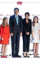 Feliz navidad! Das ist die diesjährige Weihnachtskarte der spanischen Königsfamilie.