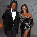 Beyoncé und Jay Z bei P. Diddys Geburtstag