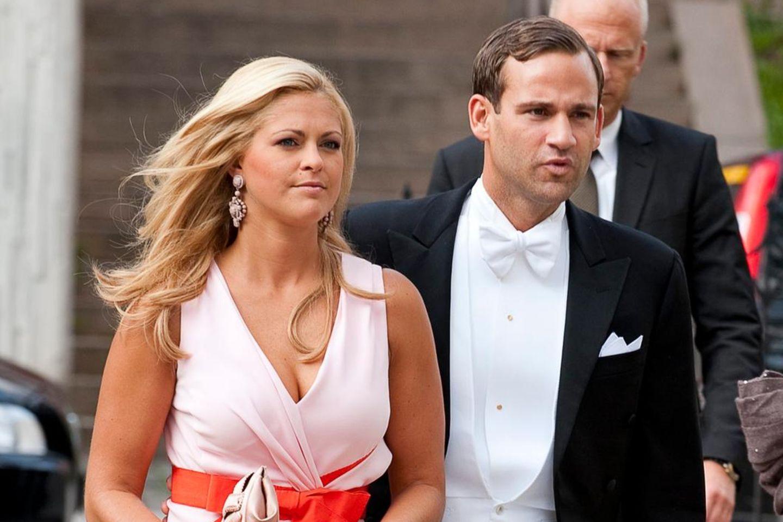 Prinzessin Madeleine und Jonas Bergström 2009.