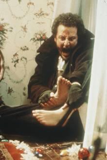 Daniel Stern lehnte die Rolle des Marv erst ab.