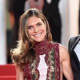 So kennen und lieben Fans Ayda Field: Strahlend schön, natürlich und verliebt an der Seite von Ehemann Robbie Williams.