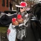 Lady Gaga beim Weihnachtsshopping