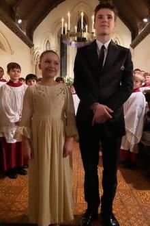 21. Dezember 2019  Kurz vor Weihnachten werden Harper und Cruz Beckham im Beisein ihrer Freunde und Familie getauft. Victoria Beckham postet bei Instagram stolz ein Foto ihrer Kinder. Auch die Taufpaten sind keine Unbekannten.