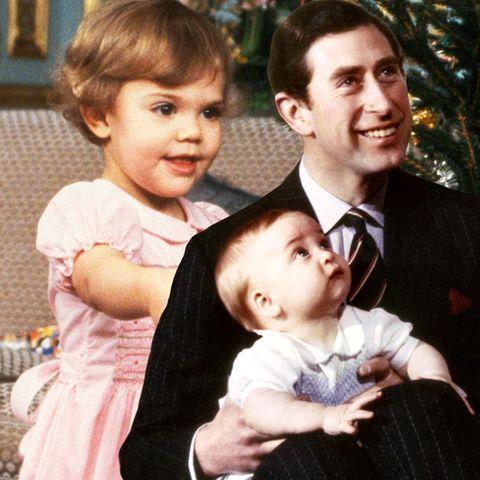 Royale Weihnachtserinnerungen: Alle Jahre wieder