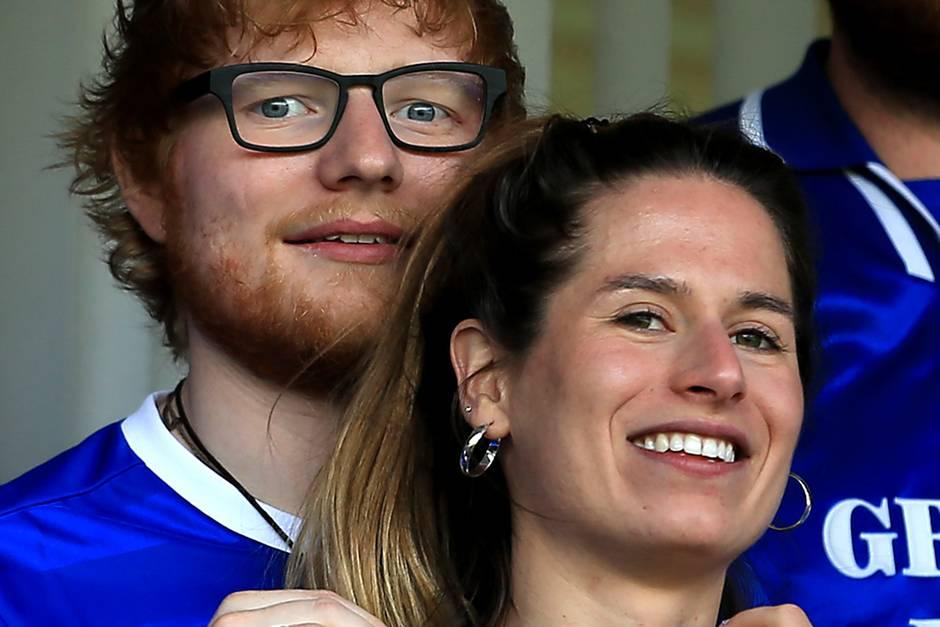 Ed Sheeran + Cherry Seaborn