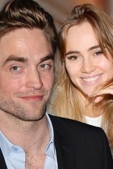 Robert Pattinson + Suki Waterhouse