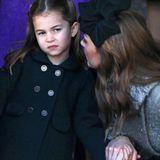 Herzogin Kate findet aber beruhigende Worte für ihre Tochter.