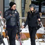 Auch zu Ex-Ehemann Chris Martin pflegt Gwyneth Paltrow eine freundschaftliche Beziehung. Mitden gemeinsamen Kindern verbringen die Schauspielerin und der Musiker eine gute Zeit beim Skifahren im noblen Aspen.