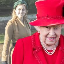 Prinzessin Beatrice und Queen Elizabeth