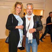 Ebba und Ari Behn (†47) im September 2017