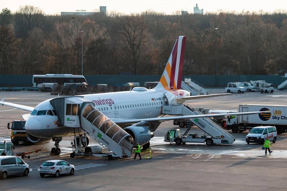 Streik von Germanwings hat begonnen