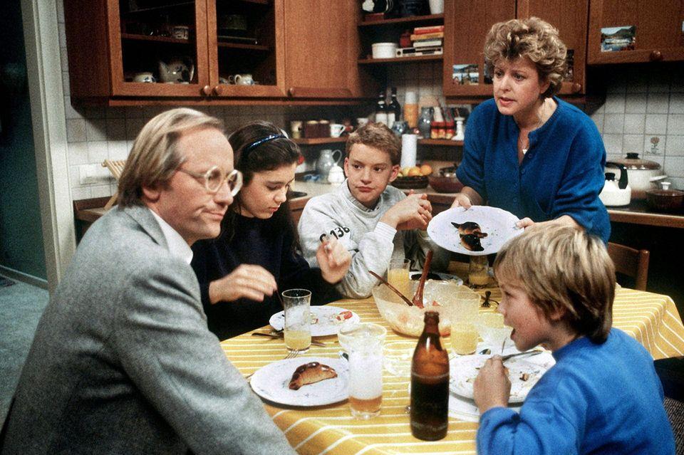 """Christian Kahrmann als """"Benny"""" in der """"Lindenstraße"""""""