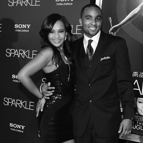 Bobbi Kristina Brown (†) und Nick Gordon (†)