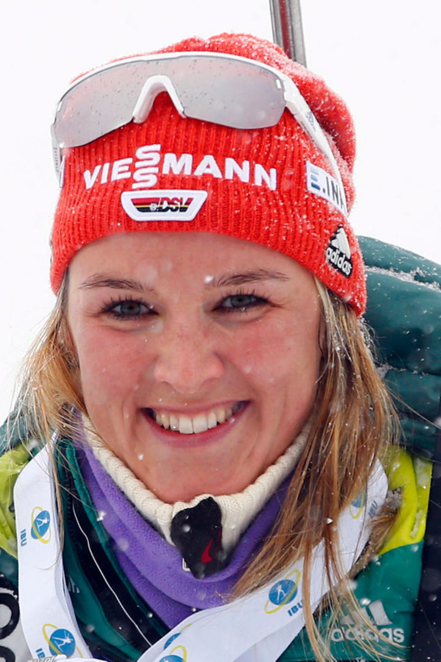 Denise Herrmann Starportrat News Bilder Gala De