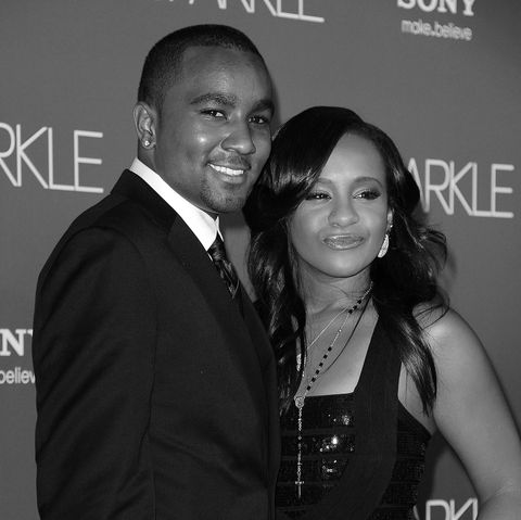 Nick Gordon (†), Bobbi Kristina Brown (†)