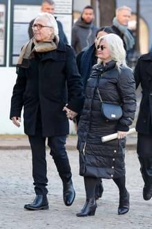 Gemeinsam müssen Ari Behns ElternOlav Bjørshol undMarianne Solberg Behn dem schlimmsten Moment ihres Lebens entgegen sehen.