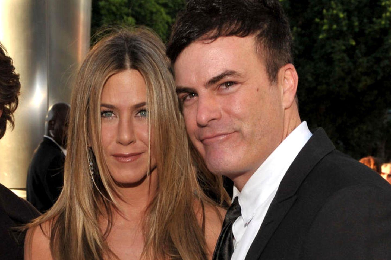 Jennifer Aniston und Will Speck