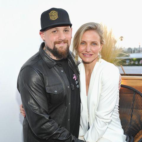 Benji Madden und Cameron Diaz sind seit 2015 verheiratet