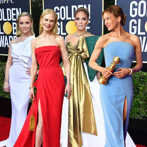 Golden Globes 2020: Das sind die Tops und Flops vom roten Teppich.
