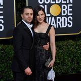 Schauspieler Kieran Culkin bringt Ehefrau Jazz Charton mit auf den roten Teppich.