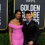 Immer ein Hingucker: Priyanka Chopra und Nick Jonas.