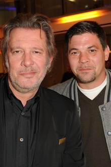 Jan Fedder (†) und Tim Mälzer