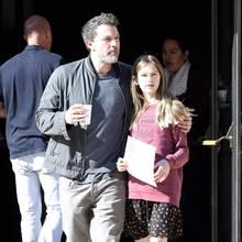 Ben Affleck + Tochter Violet