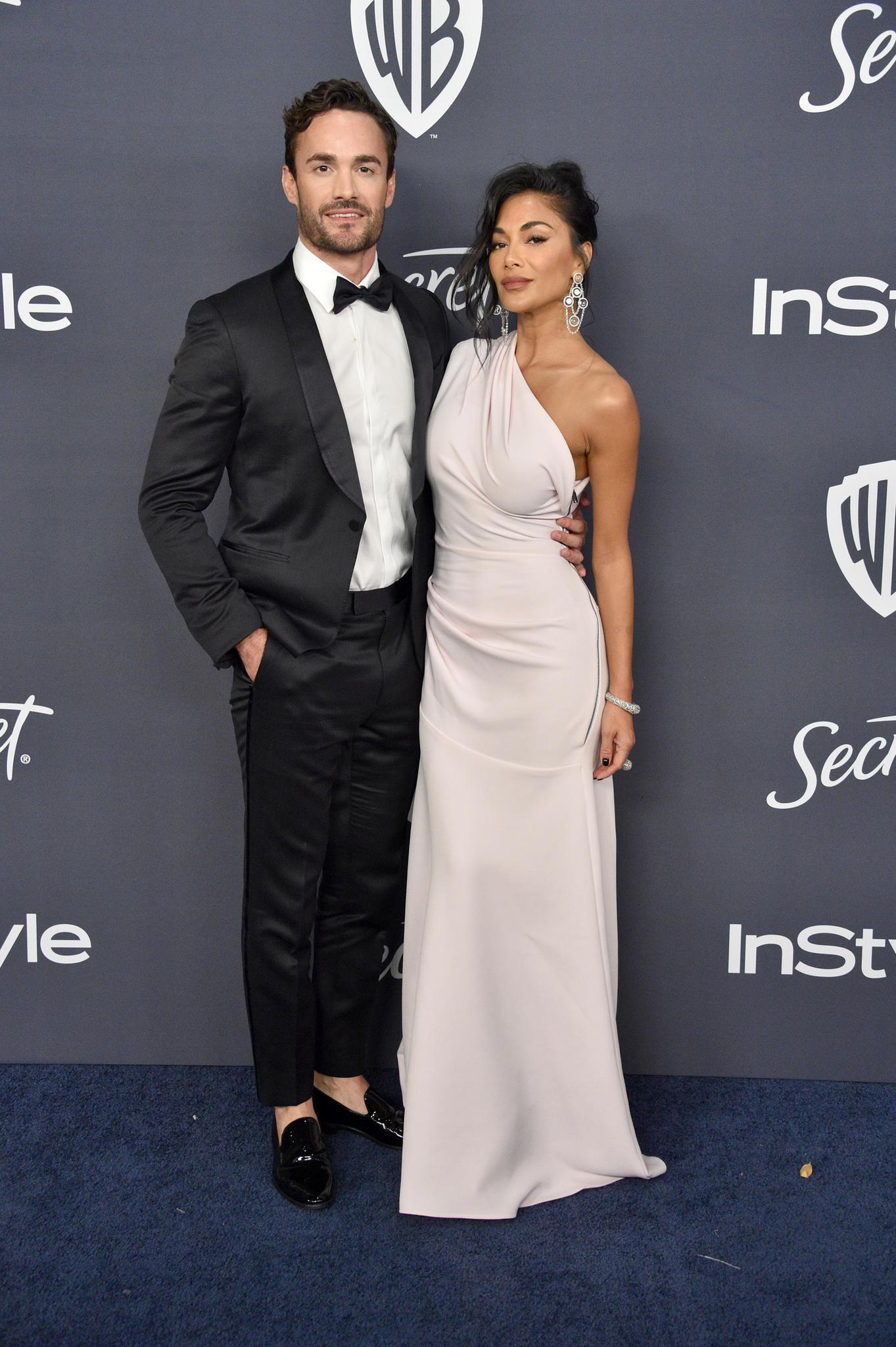 Thom Evans und Nicole Scherzinger