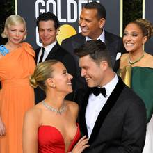 Golden Globes 2020: Die schönsten Paare auf dem Red Carpet