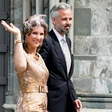 Prinzessin Märtha Louise und Ari Behn 2016