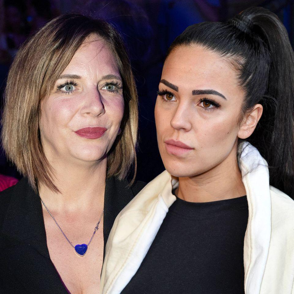 Daniela Büchner und Elena Miras