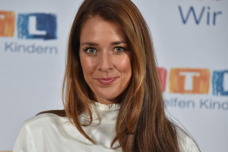 RTL-Moderatorin Elena Bruhn