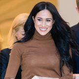 Herzogin Meghan Mantel Fashion Fauxpas