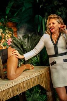 Evelyn Burdecki enthüllt Nicki Minajs Wachsfigur