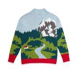 Der Berg ruft!Ob begeisterter Alpinsportler oder stylische Fashionista - mit diesem Strickpullover aus einer Wollmischung liegt man diesen Winter goldrichtig. Von Benetton, ca. 90 Euro