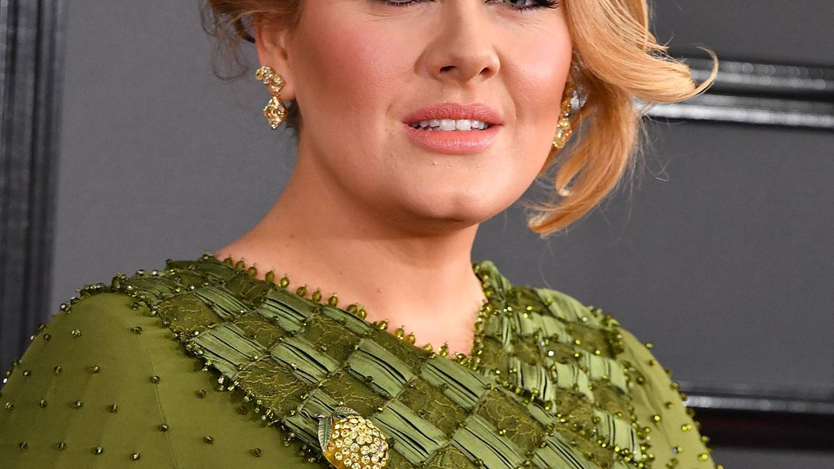 Adele: Die Sängerin äußert sich zu ihrem Gewichtsverlust