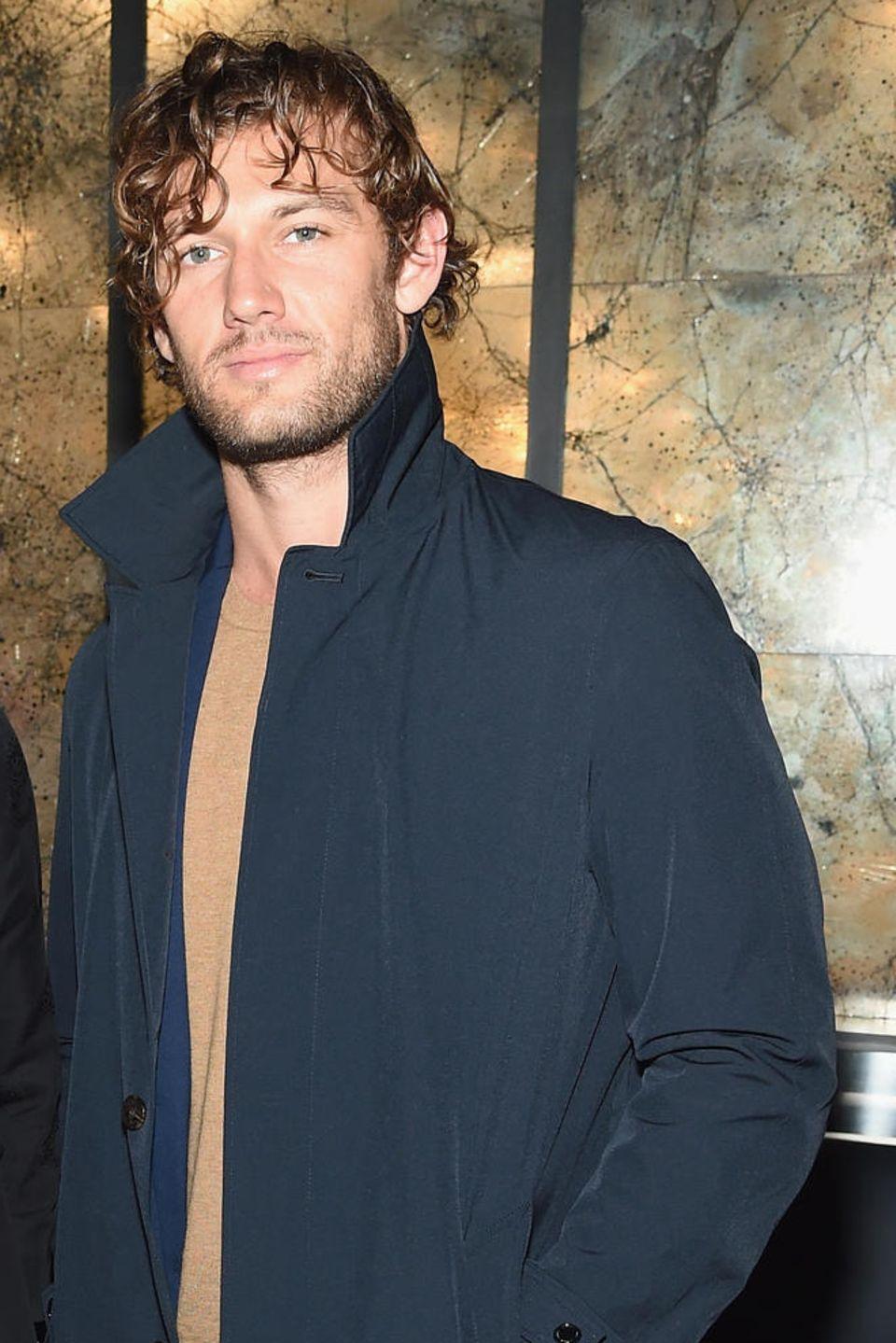 Alex Pettyfer, Model, Schauspieler (*1990)