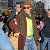 Brad Pitt im Gammel-Look