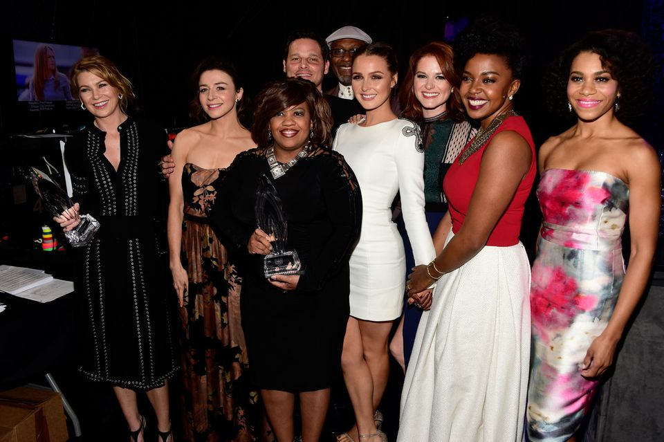 """Grey's Anatomy""-Cast"