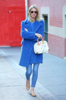 Nicky Hilton Ton-in-Ton-Look