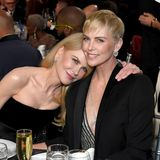 Zwei, die sich gern haben: Nicole Kidman und Charlize Theron