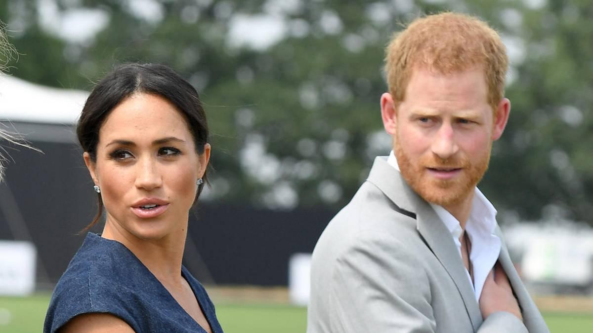 Meghan + Harry äußern sich: Ging Megxit-Plan nach hinten los?