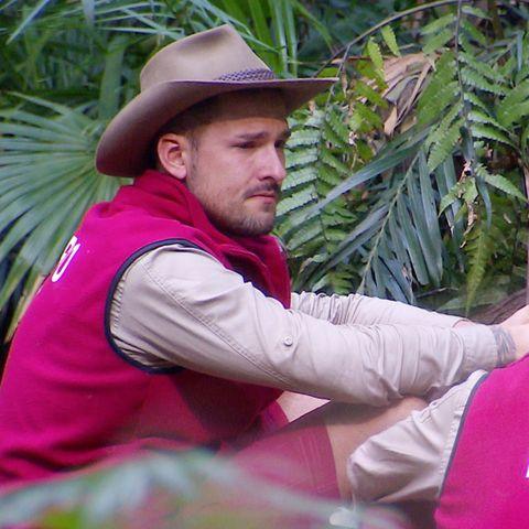 Marco Cerullo kämpft im Dschungelcamp mit seinen Emotionen
