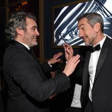 Joaquin Phoenix und Todd Phillips