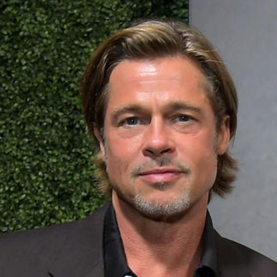 Brad Pitt, Schauspieler + Produzent (*1963)