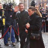 Sasha und Ehefrau Julia Röntgen