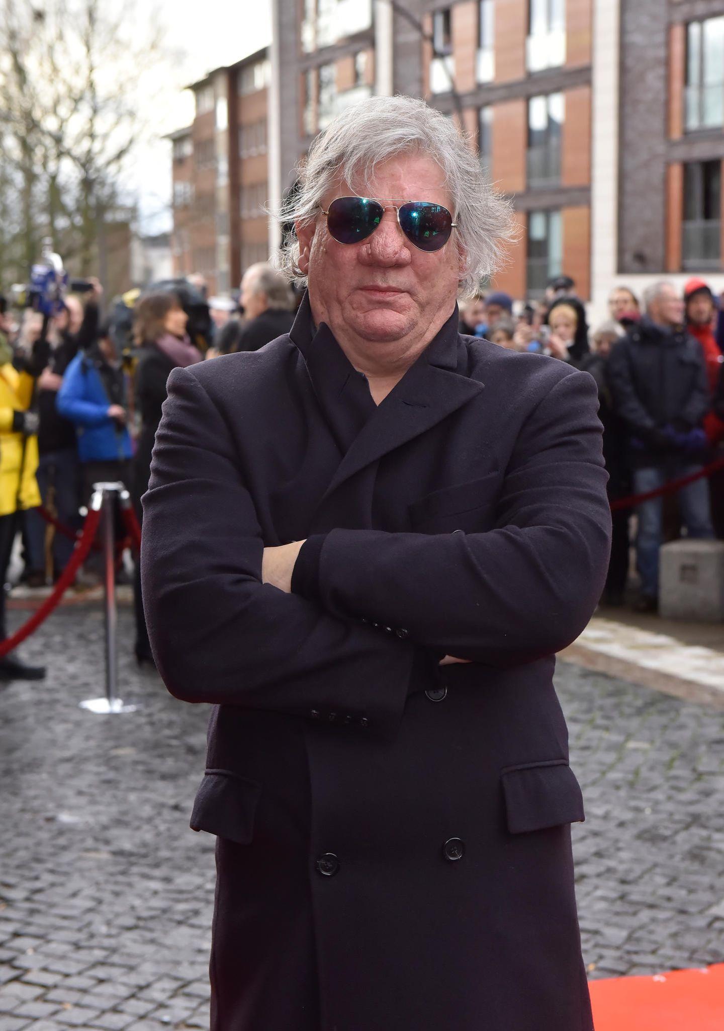 Claude Oliver Rudolph
