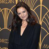 Gefeierter VIP-Gast bei Marc Cain: Hollywoodschönheit Katie Holmes