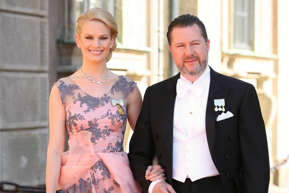 Vicky und Gustaf Magnuson