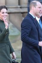 Prinz William und Herzogin Catherine besuchen am 15. Januar die Stadt Bradford - und das in bester Laune.